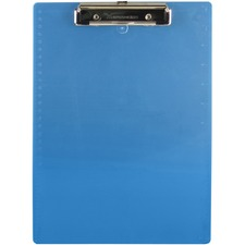 SAU 00439 Saunders Recycled Plastic Clipboards w/Spring Clip SAU00439