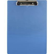 SAU 00439 Saunders Recycled Plastic Clipboards w/Spring Clip SAU00439