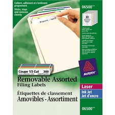Avery 6500 File Folder Label