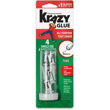 Elmer's Single-Use Tube Krazy Glue - 0.50 mL - 1 Each