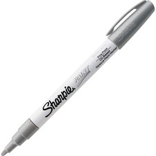 SAN 35545 Sanford Sharpie Oil Base Fine Paint Markers SAN35545