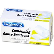PhysiciansCare Conforming Gauze