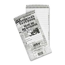 "Hilroy Reporter's Notebook - 160 Pages - Spiral - 4"" x 8"" - Stiff-back - 1Each"