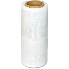"""Crownhill Stretch Wrap - 12.88"""" (327.15 mm) Width x 1475 ft (449580 mm) Length - Clear"""