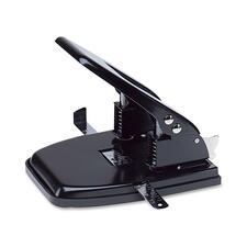 "Swingline Standard Office Hole Punch - 2 Punch Head(s) - 24 Sheet Capacity - 1/4"" Punch Size"