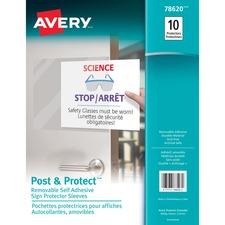 Avery 78620 Sheet Protector