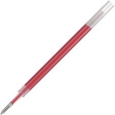 Zebra Pen Gel Pen Refill - Medium Point - Red Ink - Scratch-free - 1 Each