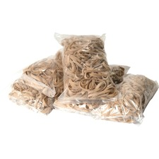 Dixon Star Radial Rubber Band - Size: #18 - 5 / Bag - Rubber
