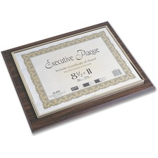 NUD 18853M NuDell Insertable Executive Award Plaque NUD18853M