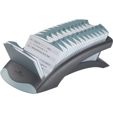 DURABLE 241201 Address Card File
