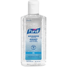 PURELL® Sanitizing Gel - 118.29 mL - Hand - Clear - Dye-free, Non-toxic - 1 Each