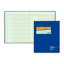 Blueline A174008 Columnar Book