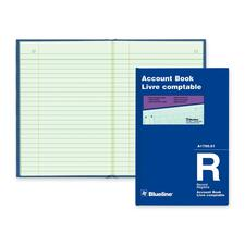 Blueline A175001 Accounting Book