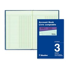 Blueline A175003 Accounting Book
