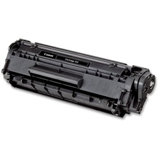 Canon Original Toner Cartridge - Laser - 2000 Pages - Black - 1 Each