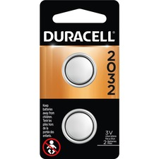 DUR DL2032B2PK Duracell Lithium 3V Medical Battery DURDL2032B2PK