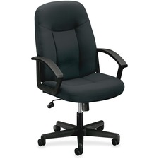BSX VL601VA19 Basyx VL601 Executive High-back Swivel Chairs BSXVL601VA19