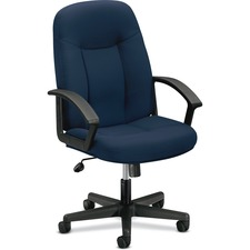 BSX VL601VA90 Basyx VL601 Executive High-back Swivel Chairs BSXVL601VA90