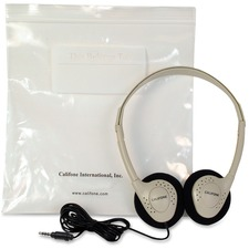 CII CA2 Califone CA-2 Individual Storage Stereo Headphone CIICA2