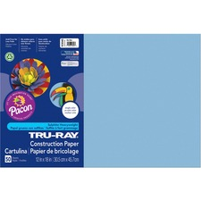 PAC 103048 Pacon Tru-Ray Heavyweight Construction Paper PAC103048