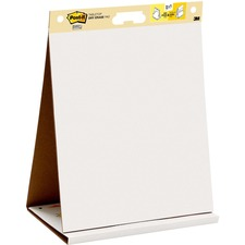 MMM 563DE 3M Post-it Dry-erase Table Top Easel Pad MMM563DE