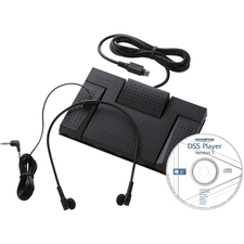 Olympus AS-2400 Transcription Kit - 1 Each