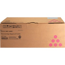 RIC 406048 Ricoh SP C220A Toner Cartridge RIC406048