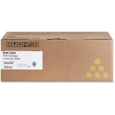RIC 406044 Ricoh SP C220A Toner Cartridge RIC406044