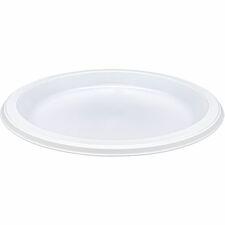 GJO 10329 Genuine Joe Disposable Plastic Plates GJO10329
