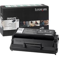 LEX08A0476 - Lexmark Toner Cartridge