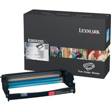 LEX E260X22G Lexmark E260X22G Photoconductor Kit LEXE260X22G