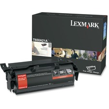 LEXT650A21A - Lexmark Original Toner Cartridge