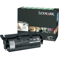 LEXT650H11A - Lexmark Original Toner Cartridge