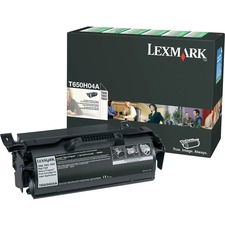 LEXT650H04A - Lexmark Original Toner Cartridge