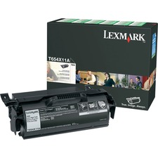 LEXT654X11A - Lexmark Original Toner Cartridge