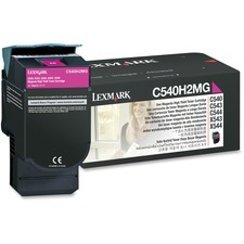 LEXC540H2MG - Lexmark Original Toner Cartridge