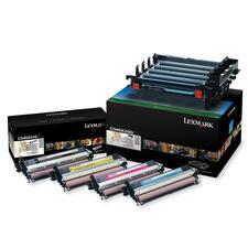 LEXC540X74G - Lexmark C540X74G Black/Color Imaging Kit