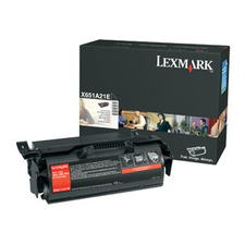 Lexmark Black Toner Cartridge for X65 Series