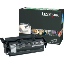 LEXX654X11A - Lexmark Original Toner Cartridge