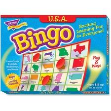 TEP 6137 Trend U.S.A. Bingo Game TEP6137