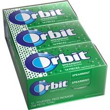 MRS 11484 Mars Orbit Sugar-free Gum MRS11484