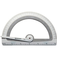 ACM14376 - Westcott Microban Antimicrobial Student Protractor