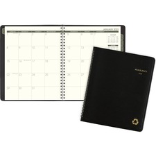 AAG70120G05 - At-A-Glance 100% Recycled Monthly Planner