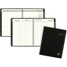 AAG70950G05 - At-A-Glance 100% PCW Weekly/Monthly Appointment Book