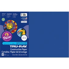 PAC 103049 Pacon Tru-Ray Construction Paper PAC103049