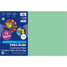 PAC 103047 Pacon Tru-Ray Construction Paper PAC103047