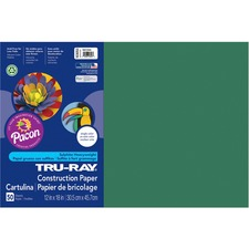PAC 103053 Pacon Tru-Ray Heavyweight Construction Paper PAC103053
