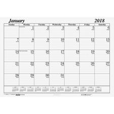 HOD 126 Doolittle Economy Desk Pad Refill HOD126