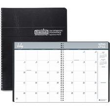 HOD 26502 Doolittle Classic Academic Monthly Planner HOD26502