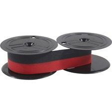 Dataproducts R3027 Ribbon - Black, Red - 1 Each
